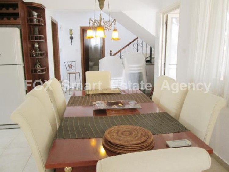 For Sale 3 Bedroom Detached House in Meneou, Larnaca 4