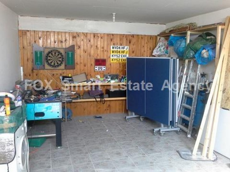 For Sale 4 Bedroom Detached House in Dali, Nicosia 19