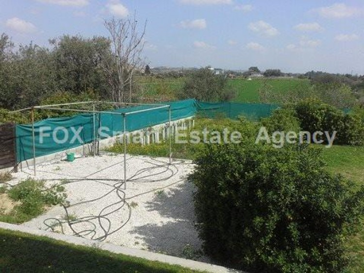 For Sale 4 Bedroom Detached House in Dali, Nicosia 23
