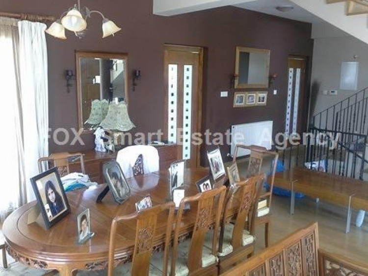 For Sale 4 Bedroom Detached House in Dali, Nicosia 5