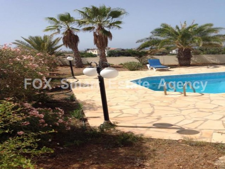 For Sale 3 Bedroom Detached House in Peyia, Pegeia, Paphos