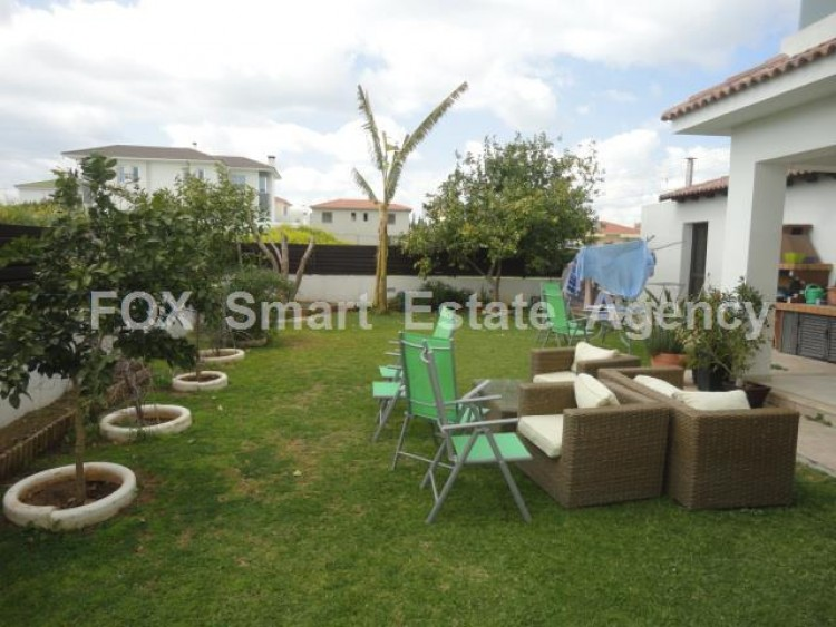 For Sale 4 Bedroom Detached House in Agios fanourios, Aradippou, Larnaca 27