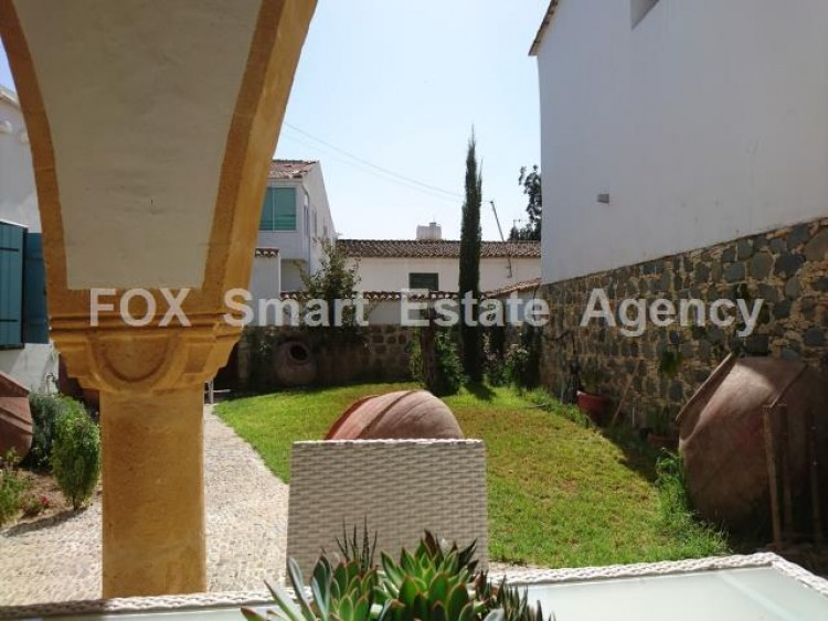 For Sale 4 Bedroom Detached House in Pera orinis, Pera, Nicosia