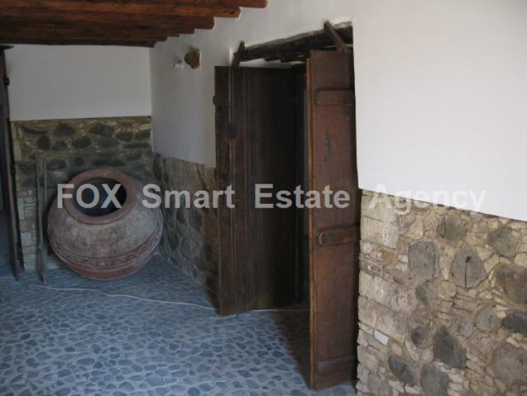 For Sale 4 Bedroom Detached House in Pera orinis, Pera, Nicosia 10