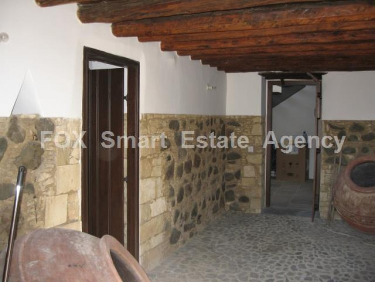 For Sale 4 Bedroom Detached House in Pera orinis, Pera, Nicosia 14