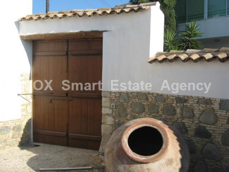 For Sale 4 Bedroom Detached House in Pera orinis, Pera, Nicosia 5