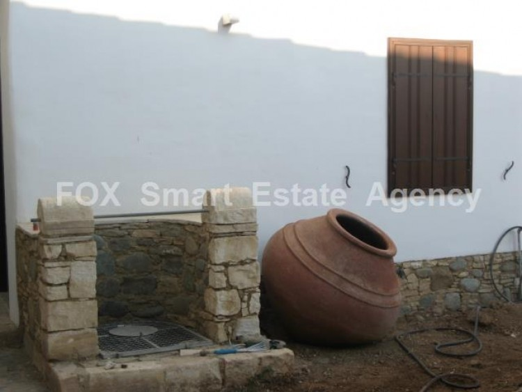 For Sale 4 Bedroom Detached House in Pera orinis, Pera, Nicosia 6