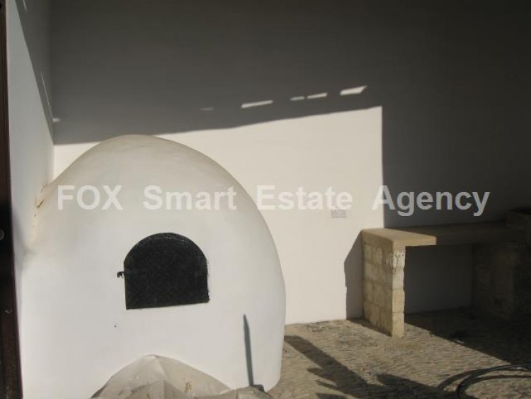 For Sale 4 Bedroom Detached House in Pera orinis, Pera, Nicosia 9