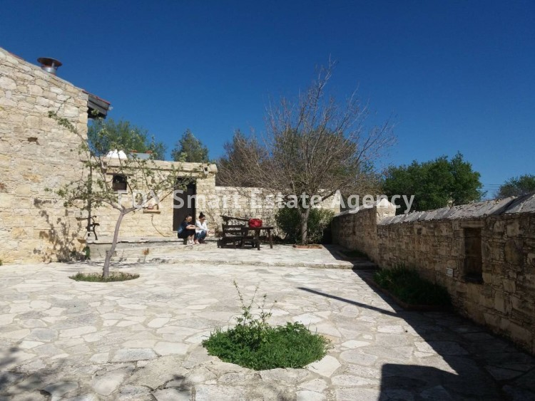 For Sale 2 Bedroom  House in Lofou, Limassol