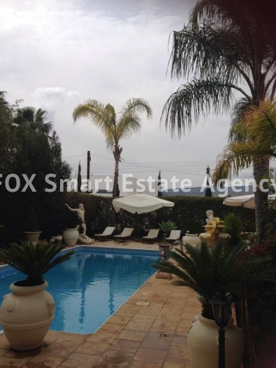 To Rent 5 Bedroom  House in Kalogyros, Limassol 2