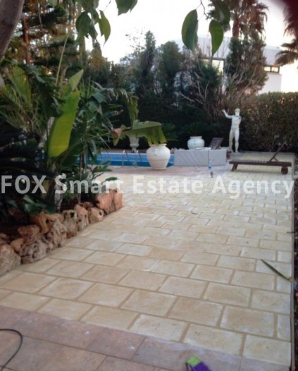To Rent 5 Bedroom  House in Kalogyros, Limassol 3