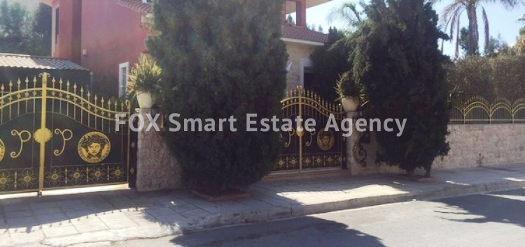 To Rent 5 Bedroom  House in Kalogyros, Limassol 9