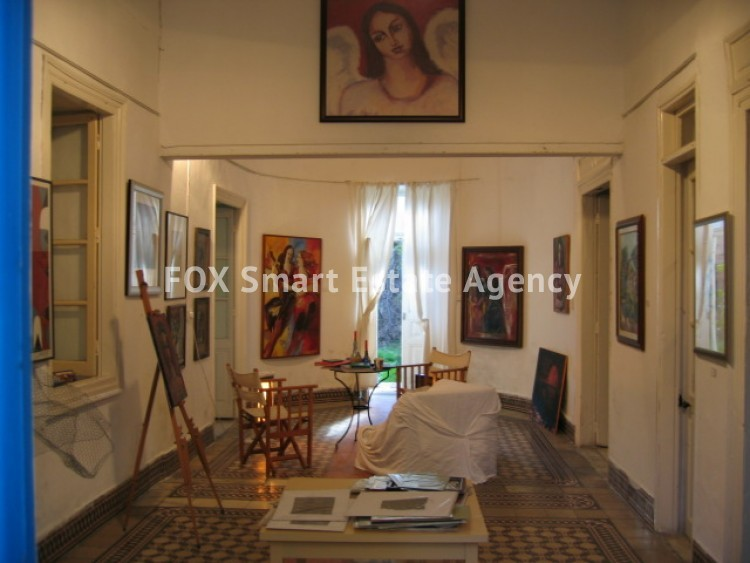 For Sale 3 Bedroom Detached House in Old city, Nicosia