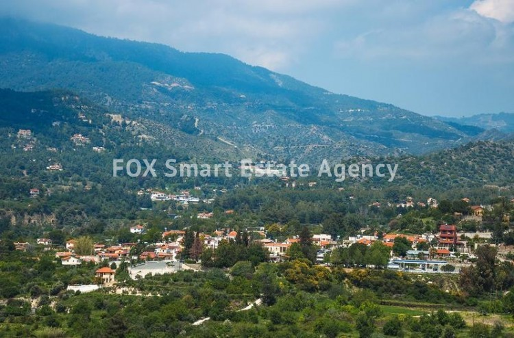 Residential Land in Trimiklini, Limassol