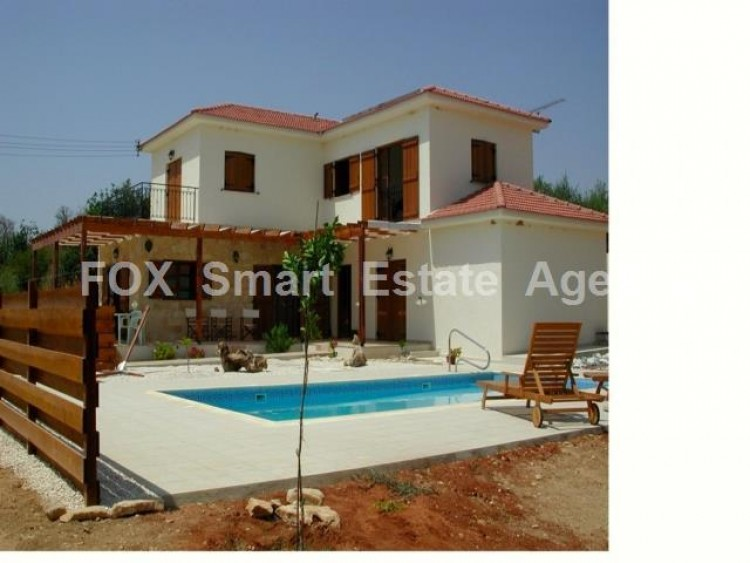 For Sale 4 Bedroom Detached House in Anogyra, Limassol
