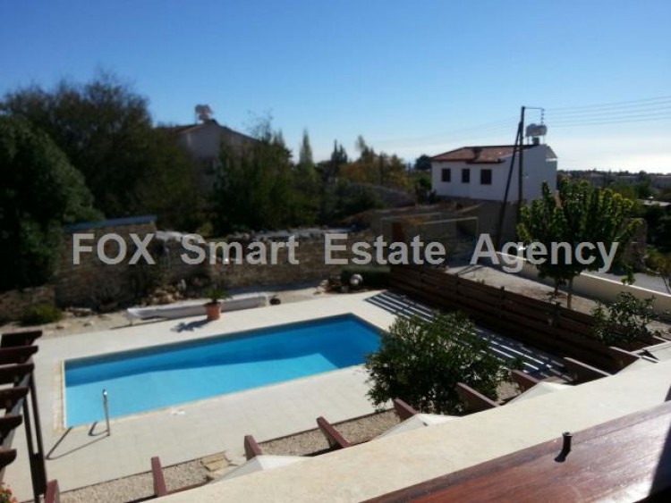 For Sale 4 Bedroom Detached House in Anogyra, Limassol 4