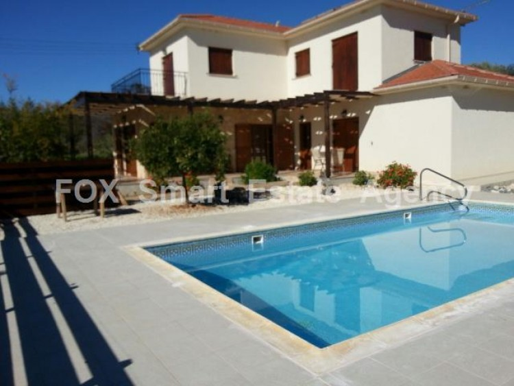 For Sale 4 Bedroom Detached House in Anogyra, Limassol 5