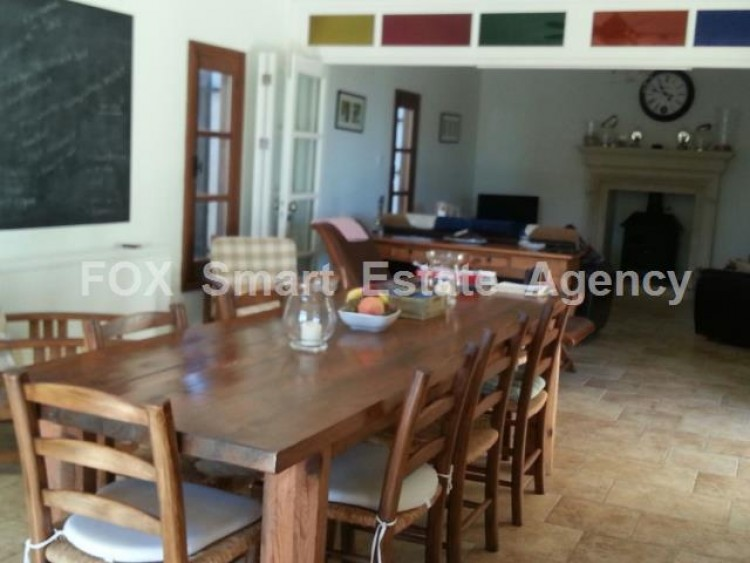 For Sale 4 Bedroom Detached House in Anogyra, Limassol 9