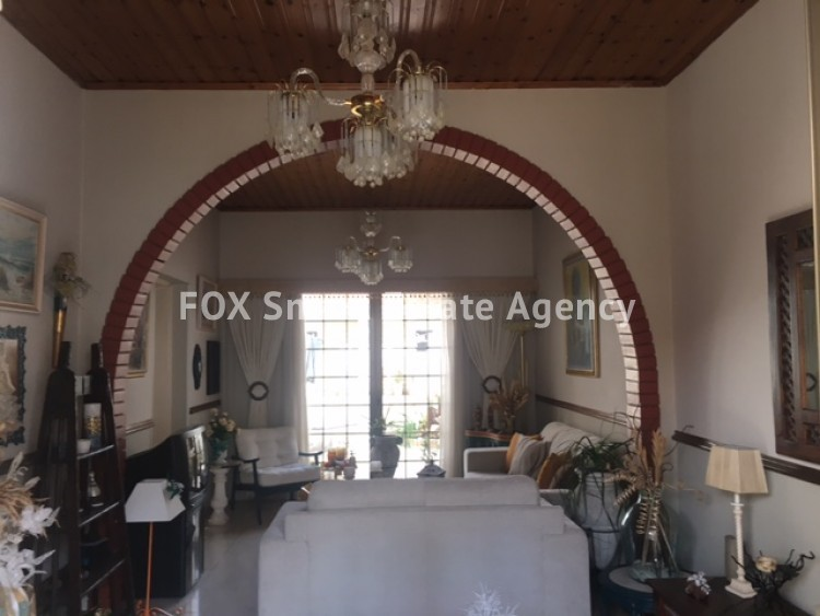 For Sale 2 Bedroom Bungalow (Single Level) House in  Limassol