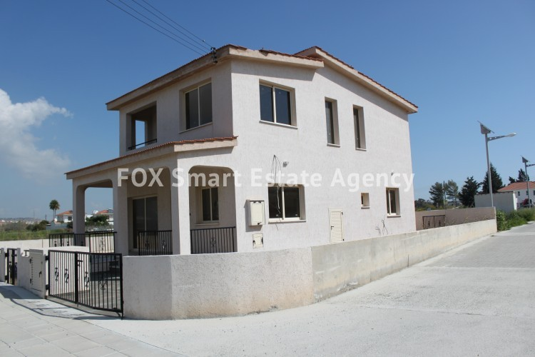 For Sale 4 Bedroom Detached House in Pyla, Larnaca
