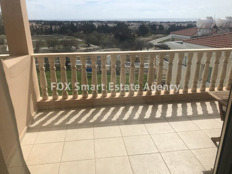 For Sale 1 Bedroom Top floor Apartment in Agios theodoros, Paphos