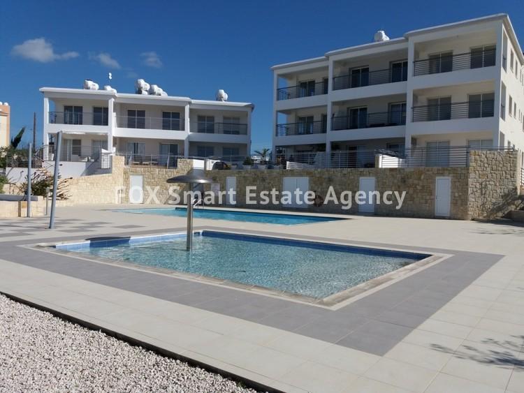 For Sale 2 Bedroom Top floor Apartment in Chlorakas, Paphos