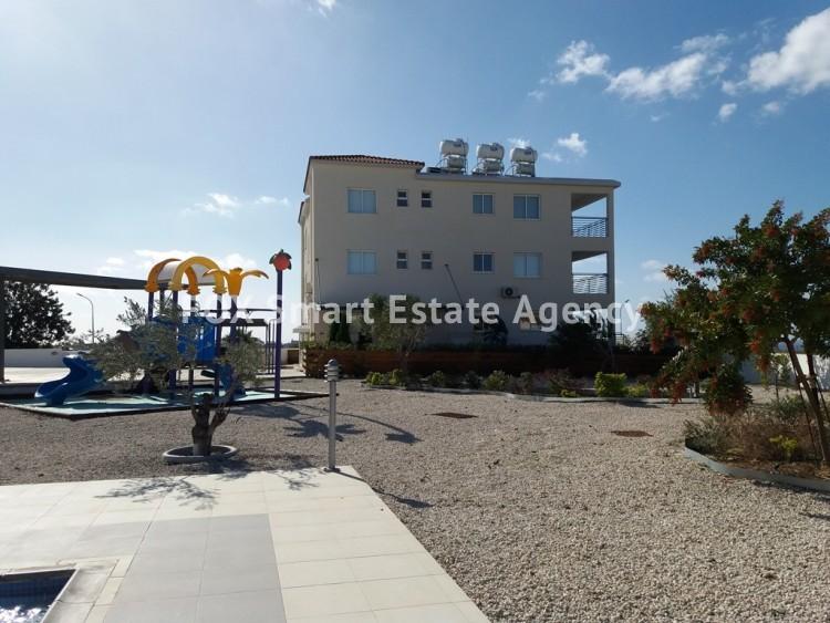 For Sale 2 Bedroom Top floor Apartment in Chlorakas, Paphos 2