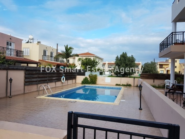 For Sale 2 Bedroom Top floor Apartment in Pafos, Paphos 2