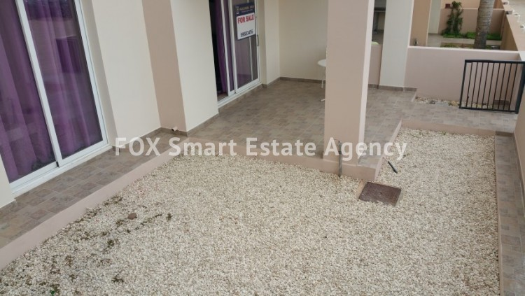 For Sale 2 Bedroom Ground floor Apartment in Pafos, Paphos 2
