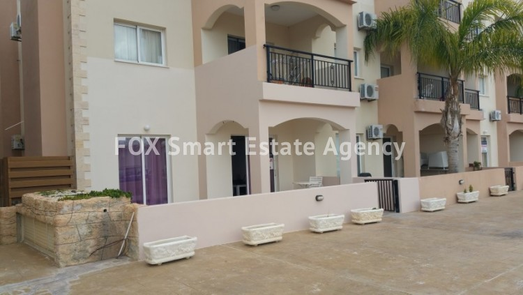 For Sale 2 Bedroom Ground floor Apartment in Pafos, Paphos 3