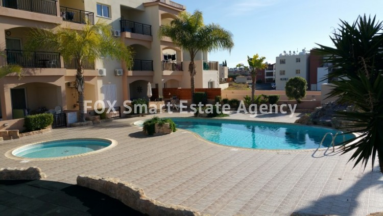 For Sale 2 Bedroom Ground floor Apartment in Pafos, Paphos 4