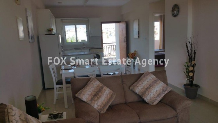 For Sale 2 Bedroom Top floor with roof garden Apartment in Pafos, Paphos 4