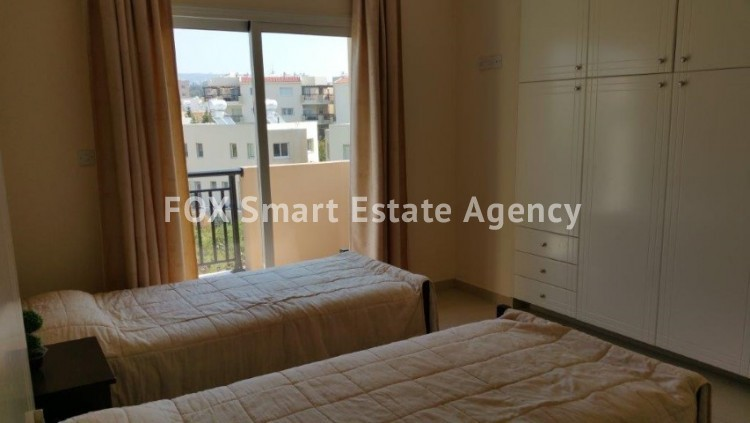 For Sale 2 Bedroom Top floor with roof garden Apartment in Pafos, Paphos 7