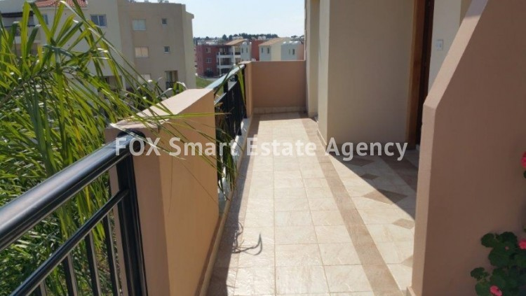 For Sale 2 Bedroom Top floor with roof garden Apartment in Pafos, Paphos 9