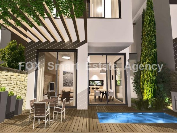 For Sale 4 Bedroom Semi-detached House in Agios athanasios, Limassol 10