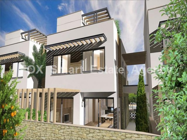 For Sale 4 Bedroom Semi-detached House in Agios athanasios, Limassol 2