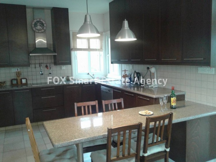 For Sale 3 Bedroom Bungalow (Single Level) House in Asgata, Limassol 13