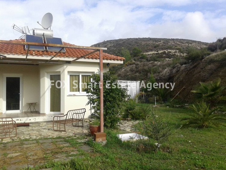 For Sale 3 Bedroom Bungalow (Single Level) House in Asgata, Limassol 15