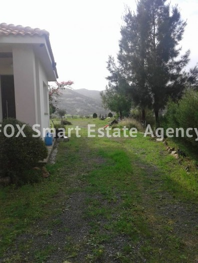 For Sale 3 Bedroom Bungalow (Single Level) House in Asgata, Limassol 3