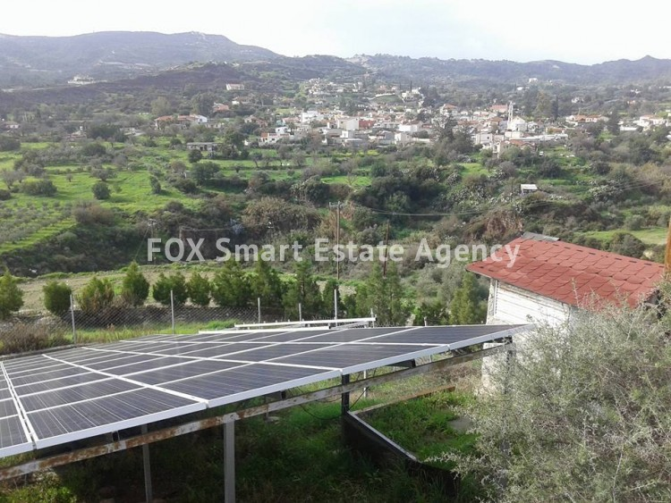 For Sale 3 Bedroom Bungalow (Single Level) House in Asgata, Limassol 4