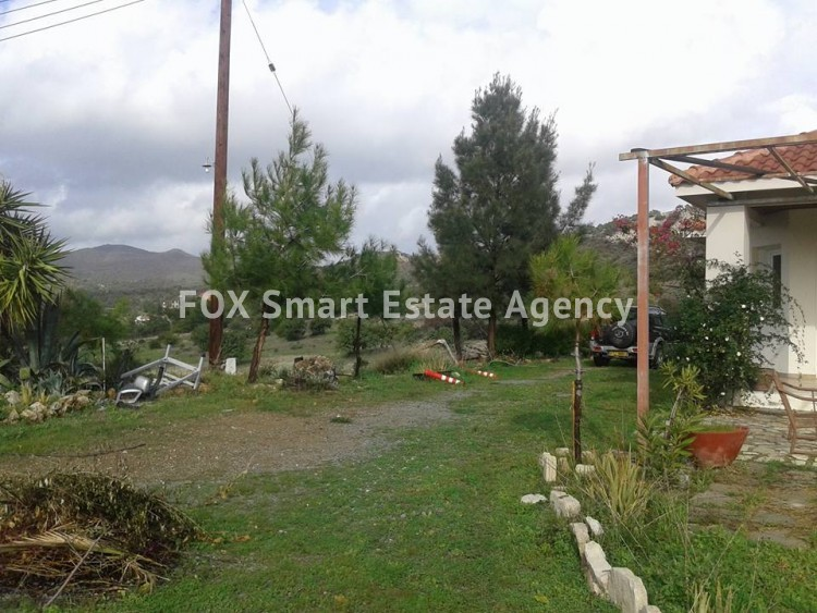 For Sale 3 Bedroom Bungalow (Single Level) House in Asgata, Limassol 6