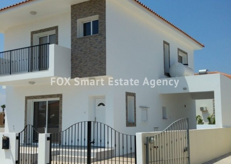 For Sale 3 Bedroom Detached House in Xylofagou, Famagusta 6