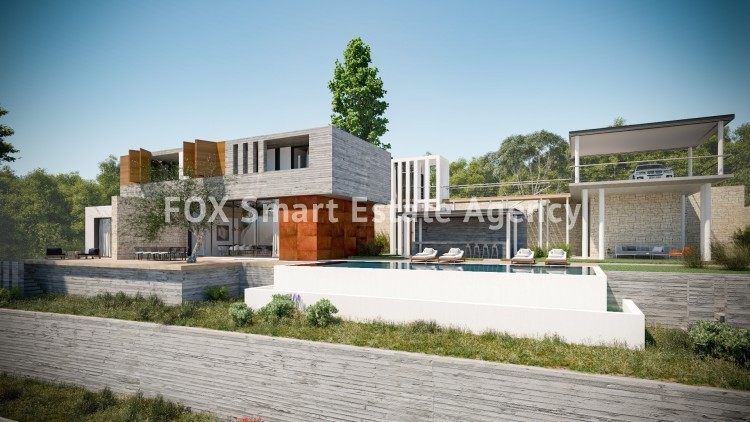 For Sale 4 Bedroom Detached House in Pafos, Paphos 2