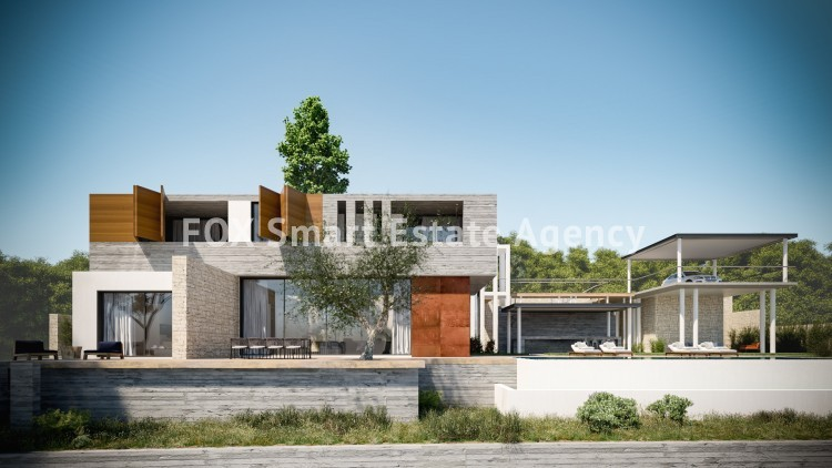 For Sale 4 Bedroom Detached House in Pafos, Paphos 3