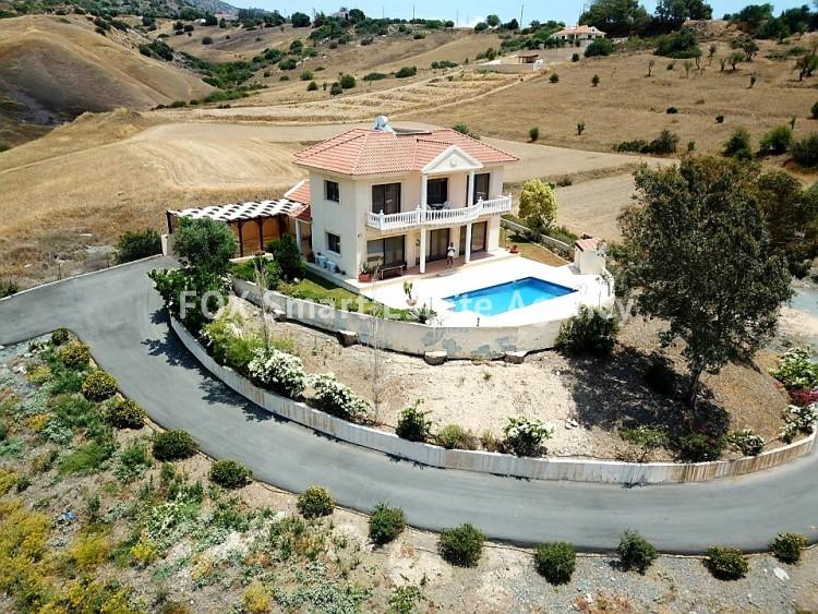 For Sale 4 Bedroom Detached House in Finikaria, Foinikaria, Limassol 3