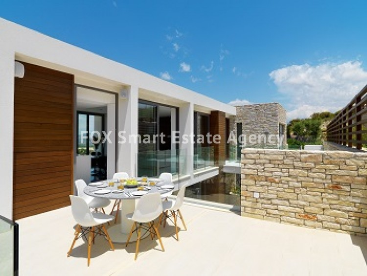 For Sale 4 Bedroom Detached House in Tsada, Paphos