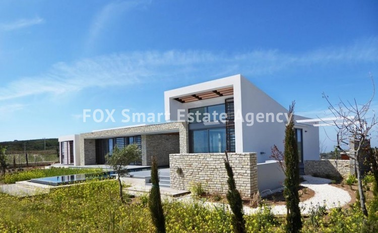 For Sale 4 Bedroom Detached House in Tsada, Paphos 11