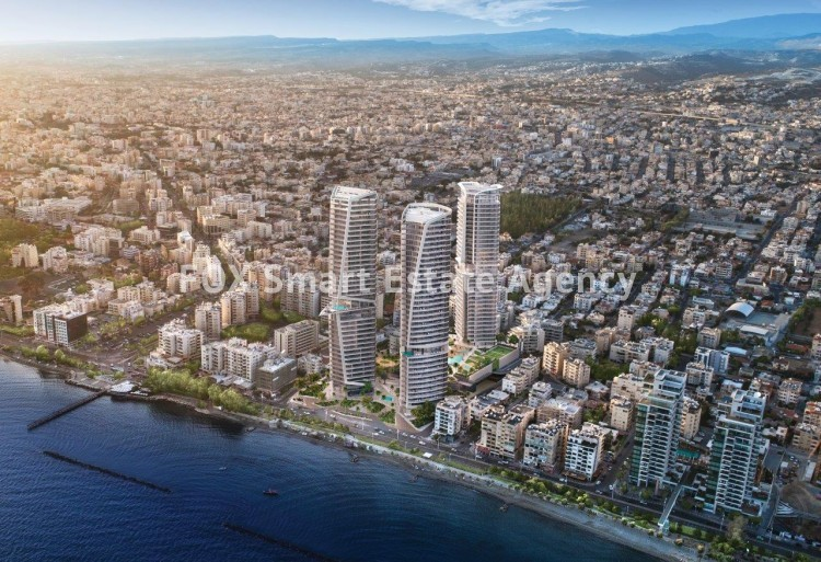 For Sale 2 Bedroom  Apartment in Limassol, Limassol