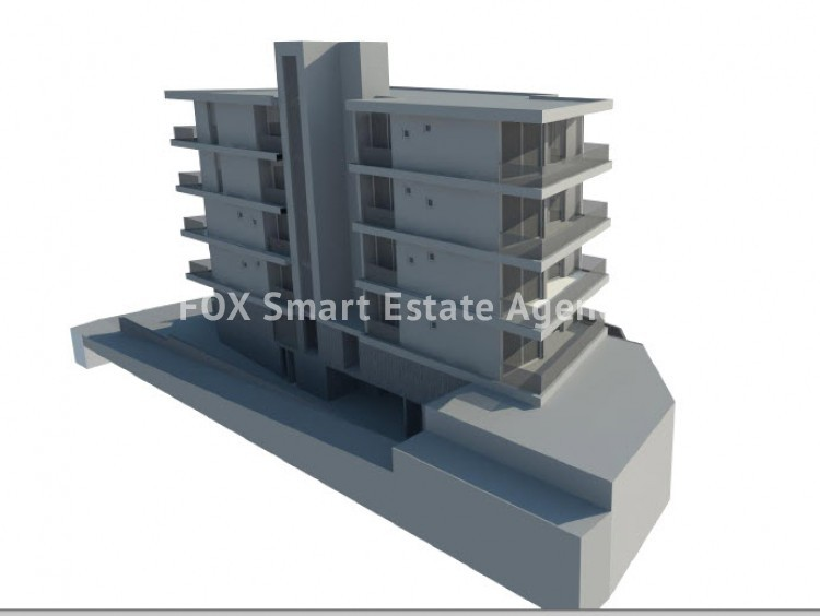 For Sale 2 Bedroom Apartment in Akropolis, Nicosia 3