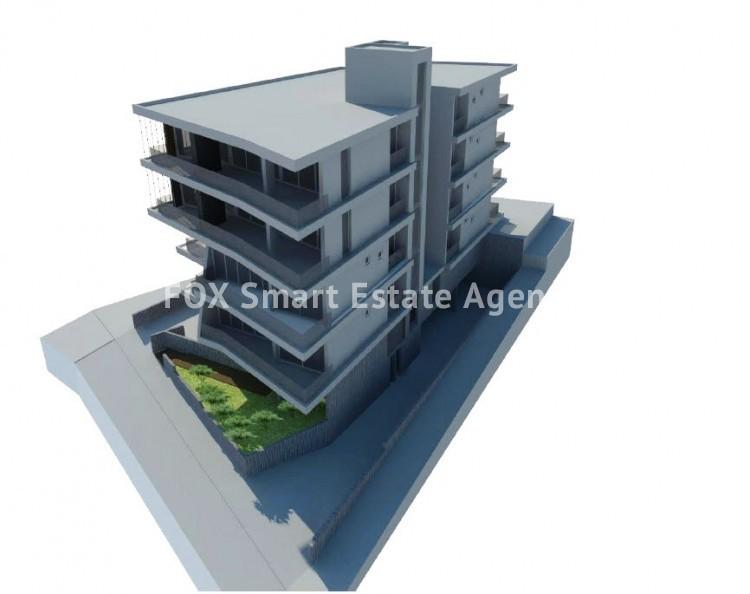 For Sale 2 Bedroom Top floor Apartment in Akropolis, Nicosia 2
